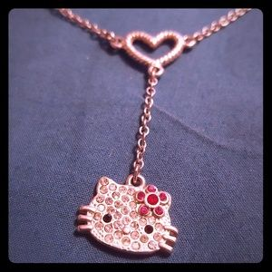 Hello Kitty Sanrio necklace